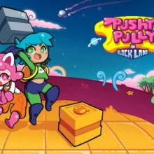 Pushy and Pully in Blockland Game Free Download