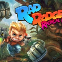 Rad Rodgers - Radical Edition Game Free Download