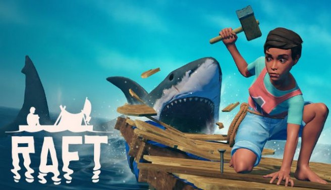 Raft (v1 01b) Game Free Download - IGG Games !