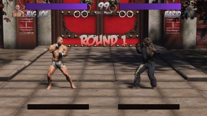 Raging Fists: Retribution Torrent Download