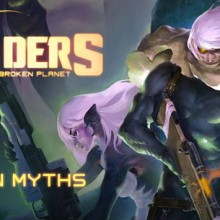 Raiders of the Broken Planet Alien Myths Game Free Download