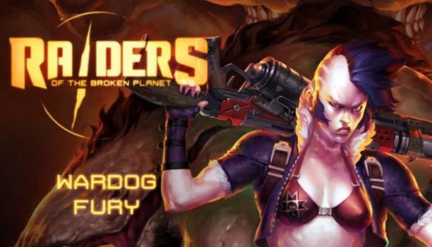 Raiders of the Broken Planet - Wardog Fury Campaign Free Download