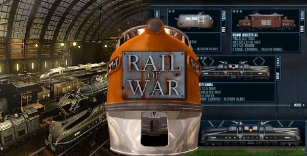 Rail of War Free Download