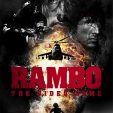 Rambo The Video Game Game Free Download