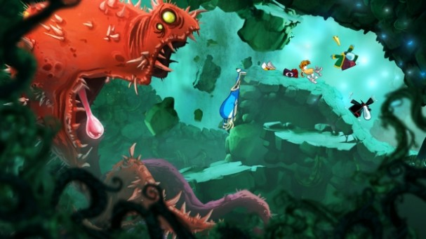 Rayman Origins Torrent Download