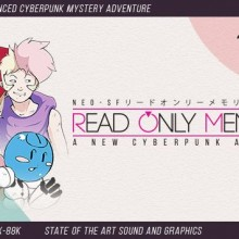 Read Only Memories (v1.1.1b) Game Free Download