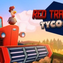 Red Tractor Tycoon Game Free Download