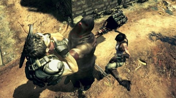 Resident Evil 5 Game Free Download - IGG Games