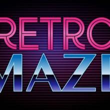 RetroMaze Game Free Download