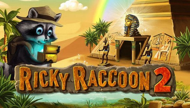 Ricky Raccoon 2 - Adventures in Egypt Free Download