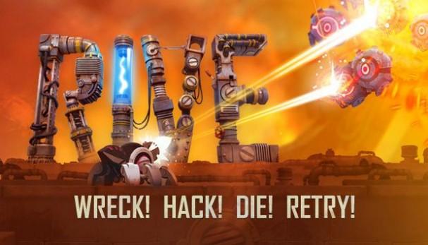 RIVE: Wreck, Hack, Die, Retry! Free Download