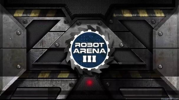 Robot Arena III Free Download