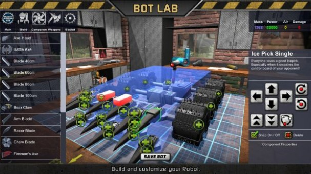 Robot Arena III PC Crack