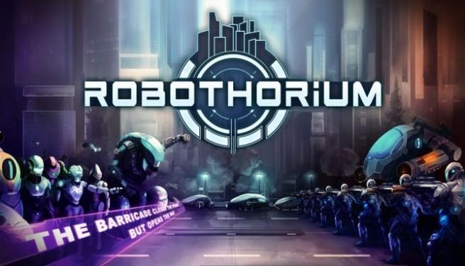 Robothorium: Sci-fi Dungeon Crawler Free Download