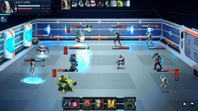 Robothorium: Sci-fi Dungeon Crawler PC Crack