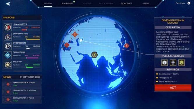 Robothorium: Sci-fi Dungeon Crawler Torrent Download