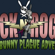 Rock-N-Rogue: A Boo Bunny Plague Adventure Game Free Download
