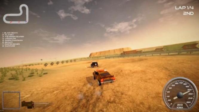 Rock n' Rush: Battle Racing Torrent Download