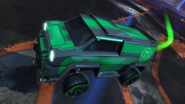 Rocket League DC Super Heroes Torrent Download