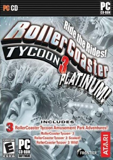 RollerCoaster Tycoon 3: Platinum Game Free Download - IGG Games !