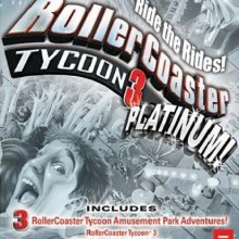 RollerCoaster Tycoon 3: Platinum Game Free Download