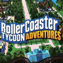 Rollercoaster Tycoon Adventures Game Free Download