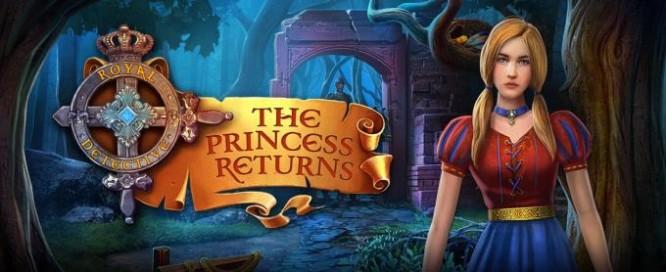 Royal Detective: The Princess Returns Free Download
