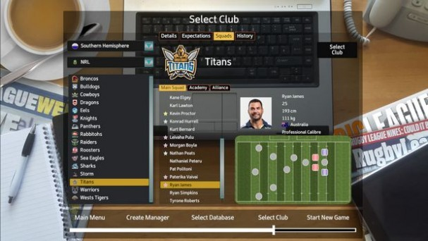 Rugby League Team Manager 2018 Torrent Download