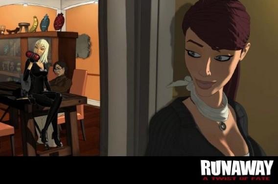 Runaway: A Twist of Fate PC Crack