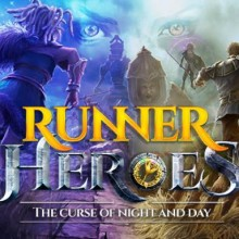 RUNNER HEROES: The curse of night and day Game Free Download