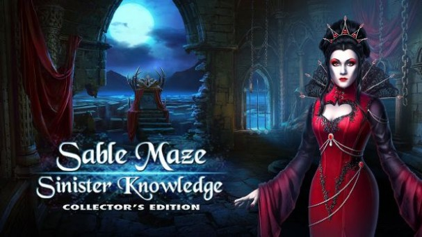Sable Maze: Sinister Knowledge Collector's Edition Free Download