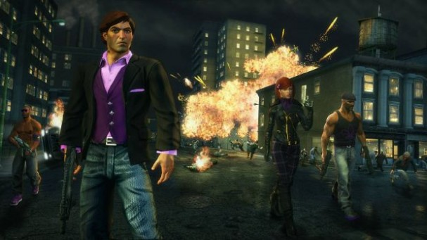Saints Row: The Third Torrent Download