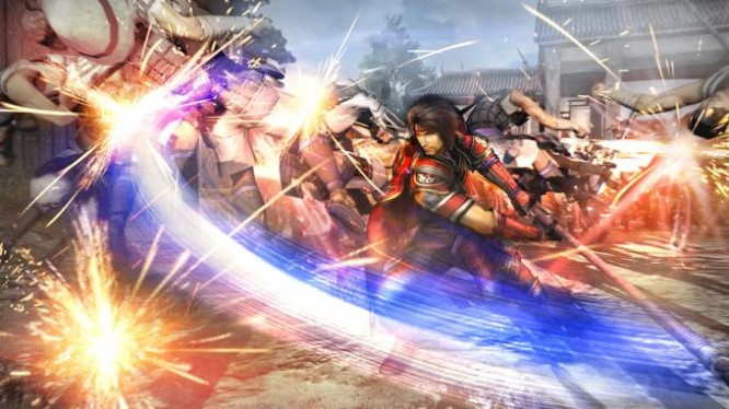 SAMURAI WARRIORS: Spirit of Sanada Torrent Download