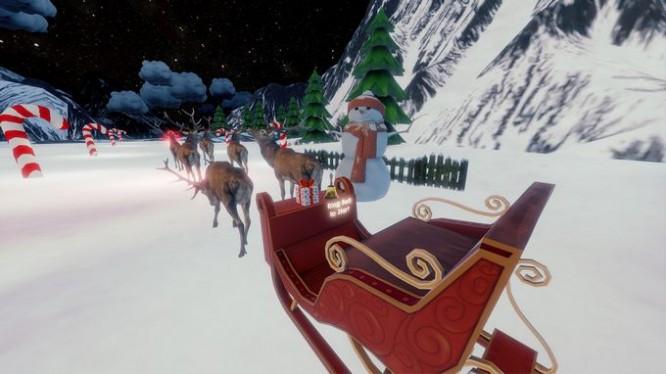 Santa Simulator PC Crack