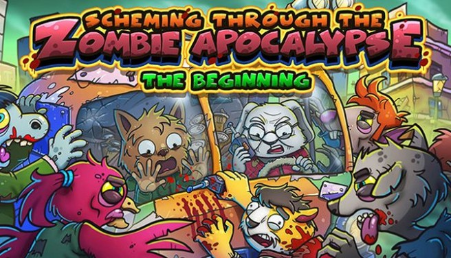 Scheming Through The Zombie Apocalypse: The Beginning Free Download