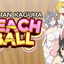 SENRAN KAGURA Peach Ball Game Free Download