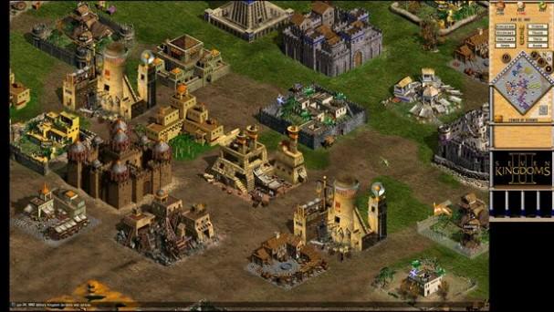 Seven Kingdoms 2 HD Torrent Download