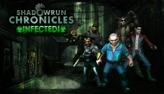 Shadowrun Chronicles: Infected! Free Download