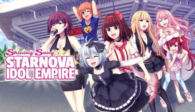 Shining Song Starnova: Idol Empire Free Download