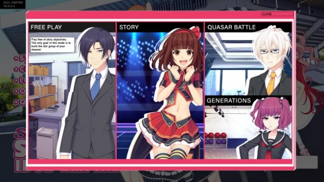 Shining Song Starnova: Idol Empire PC Crack