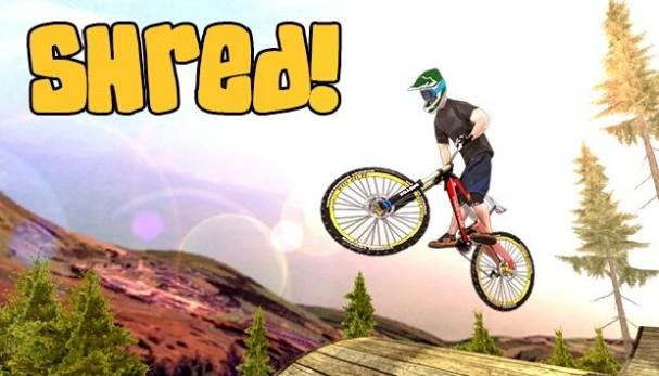 Shred! Downhill Mountain Biking Free Download