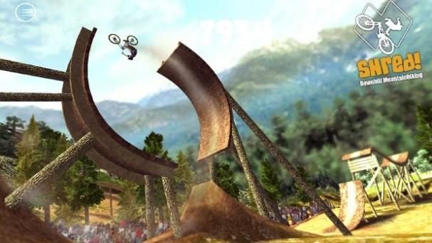 Shred! Downhill Mountain Biking Torrent Download