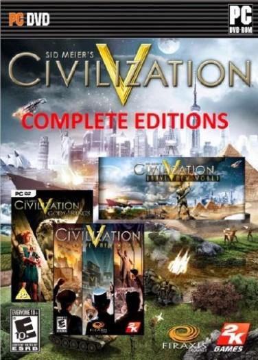 Sid Meier's Civilization V: Complete Edition Free Download