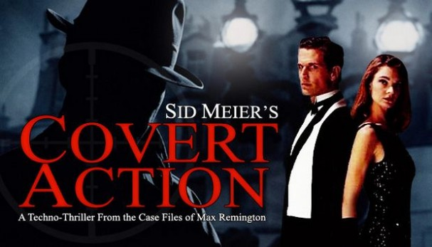 Sid Meier's Covert Action Classic Free Download