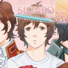 Signed and Sealed With a Kiss Game Free Download