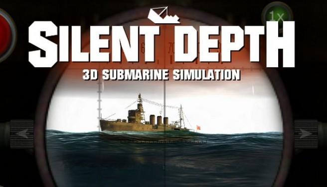 Silent Depth 3D Submarine Simulation Free Download