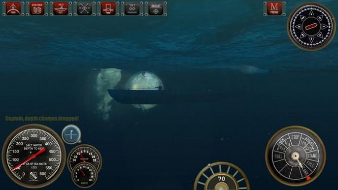 Silent Depth 3D Submarine Simulation PC Crack