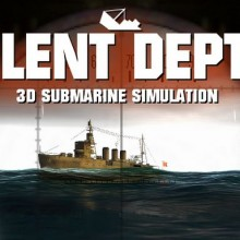 Silent Depth 3D Submarine Simulation Game Free Download