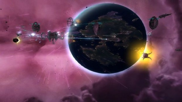 Sins of a Solar Empire: Trinity PC Crack