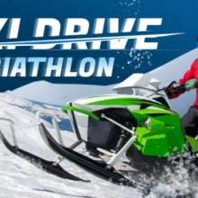 Ski Drive: Biathlon Game Free Download